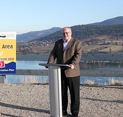 Vernon M-L-A Ponders NDP Budget