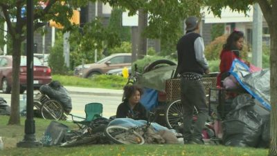 Vernon Teen Group Wants Change to Homeless Situation