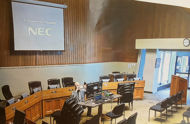 Council Meetings Going Online