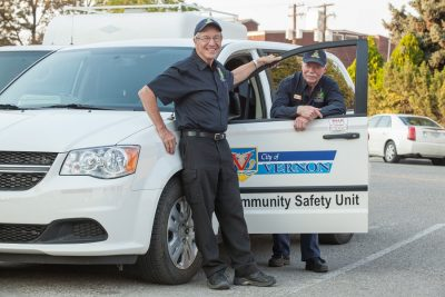 Applications Accepted For Vernon RCMP Volunteer Program