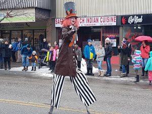 Big Start For Carnival In Wonderland