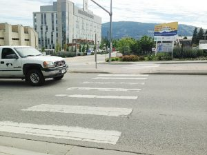 Ministry Checks Out Hospital Crosswalk
