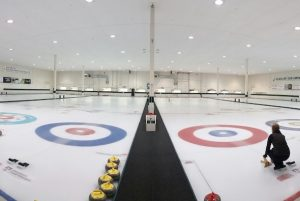 Kelowna Scores World Curling Event