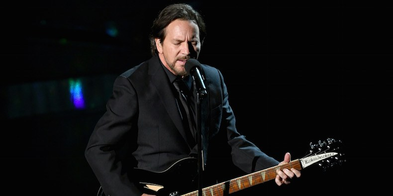 Eddie Vedder & Concert News!
