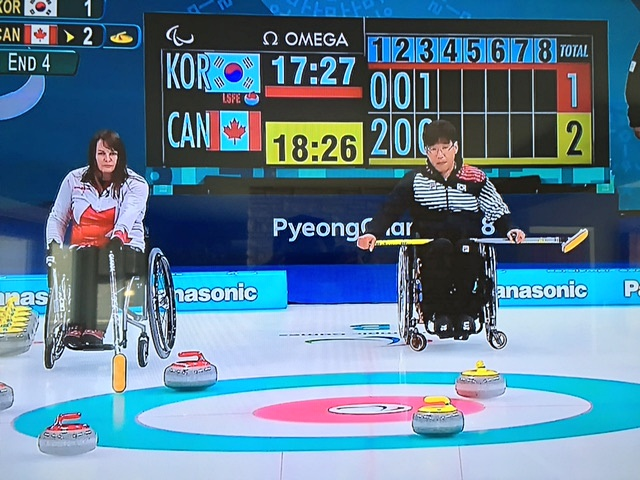 Forrest, Canada Win Paralympic Bronze