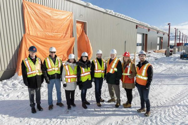 Trades Training Centre Backed By Fortis BC