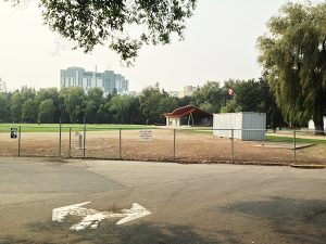 Surveillance Cameras Planned For Park