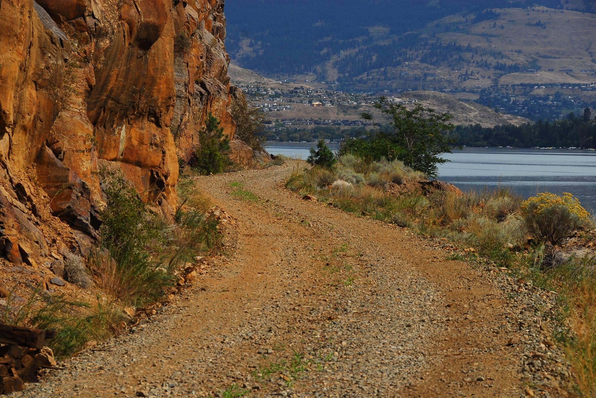 Winter Delays Rail Trail