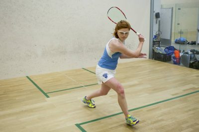 Female Racquetball Players Skills Clinic Coming Up