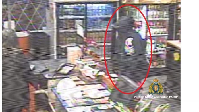 Suspect Sought in Liquor Store Hold-Up