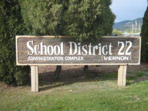 Vernon Schools Part Of Provincial Maintenance Funding