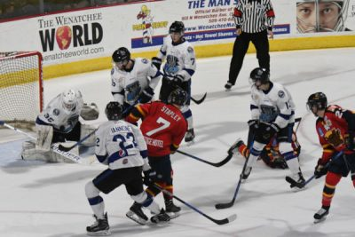 Vipers Drop Series in Heart-breaker OT Loss to Wild
