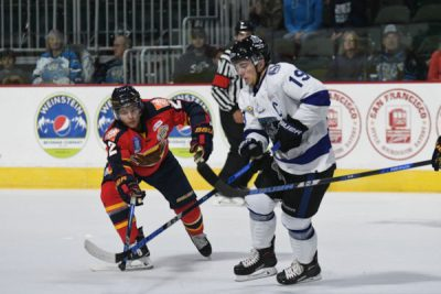 Well That Bites: Vipers Lose at Home in Double OT