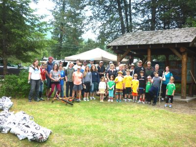 BC Parks Supports Volunteer Projects