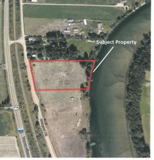 Enderby Approves Development Without Water & Sewer