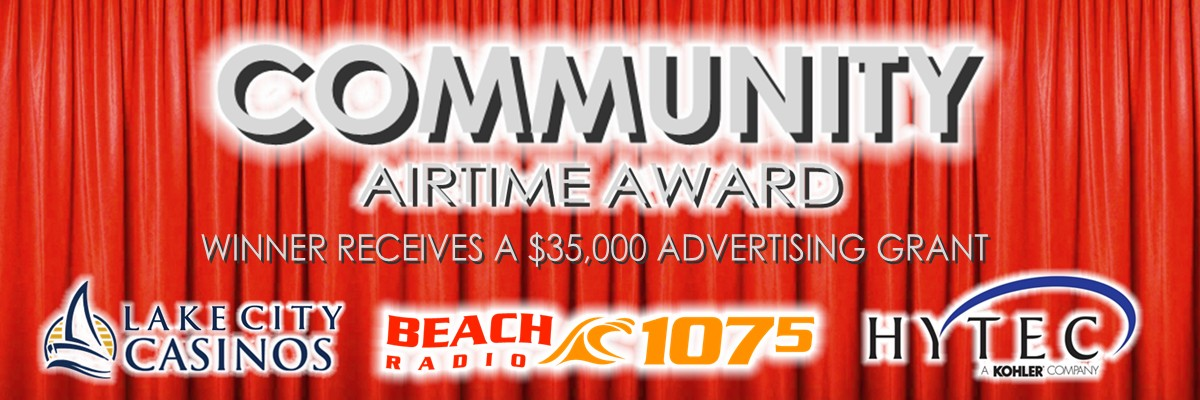 Community Airtime Award