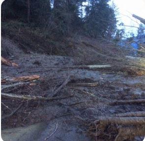 Update: Eastside Road to Reopen After Mudslide