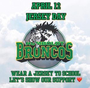 Wear Your Jersey Thursday!