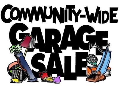 Lumby Community-Wide Garage Sale Today