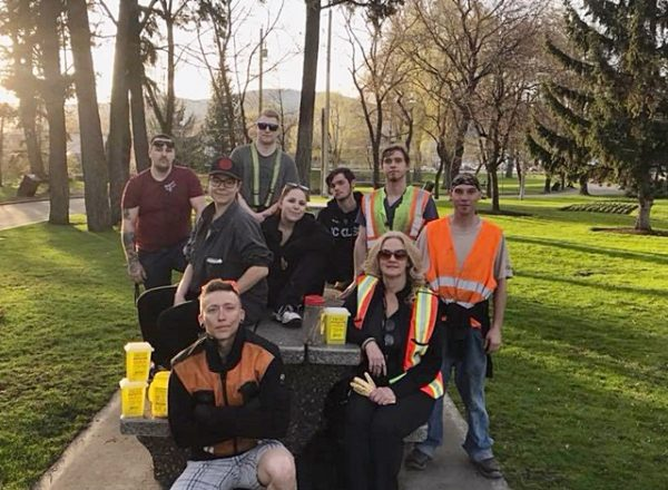 Polson Avengers Look To Clean-Up Park