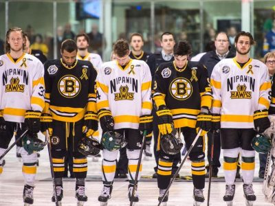SJHL Finals: The Game Must Go On
