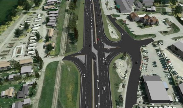 Stickle Road Project Cost Soars