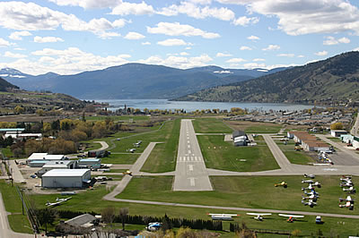 Vernon Airport Upgrades Into 2nd Phase Design