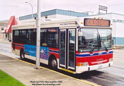 New BC Transit Fares and Service Improvements in Vernon