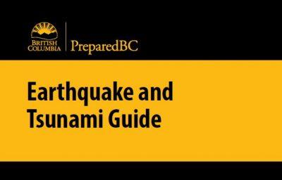 It's Tsunami Preparedness Week in BC