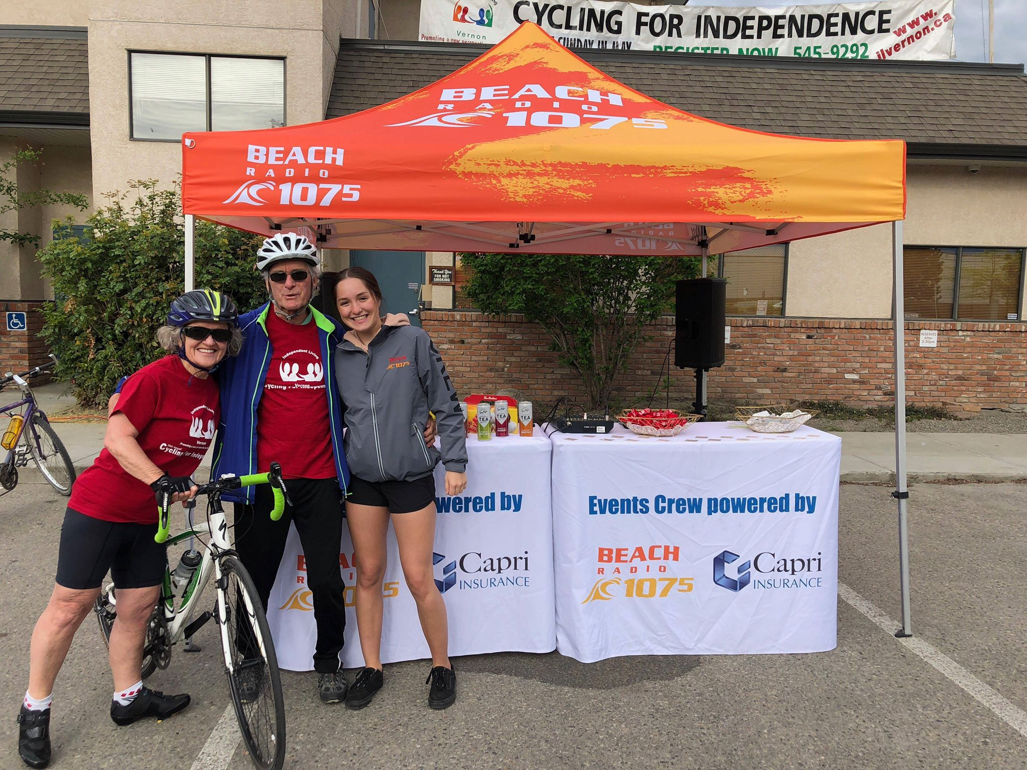 19th Annual Cycle for Independence