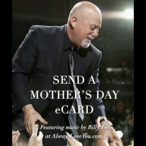 Billy Joel's Mom's Day Gift Idea!