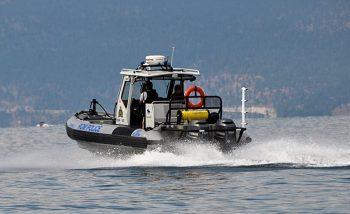 Police Prepare for Lake Patrols