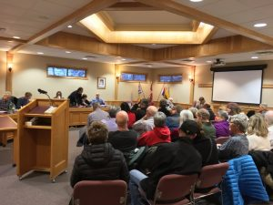 Coldstream Has Questions About RDNO Process