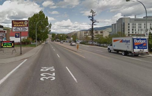Two Injured In Hospital Hill Crash