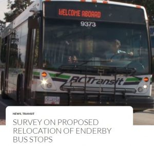 Input Sought On Bus Stop Site