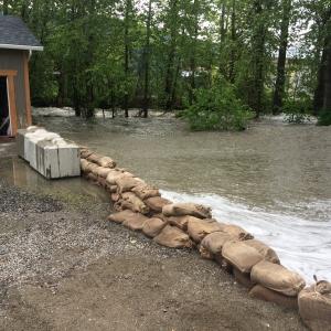 Flood Concerns Dwindle as Snowpack Melts Away