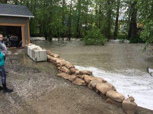 North Okanagan Remains At Risk of Flooding