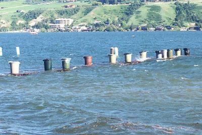 Okanagan Lake Hits Full Pool