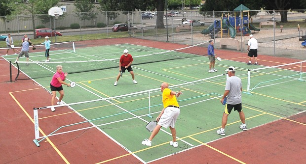 Lake Country Pickleball Players Looking For Courts