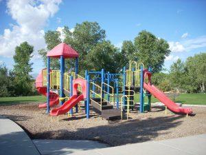 Vernon School Gets New Playground