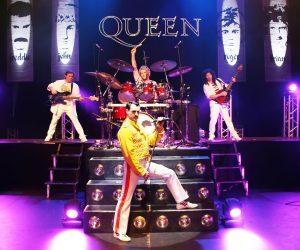 Queen: It's a Kinda Magic Frontman Interview!