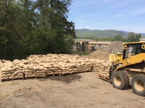 New Shipment of Sandbags