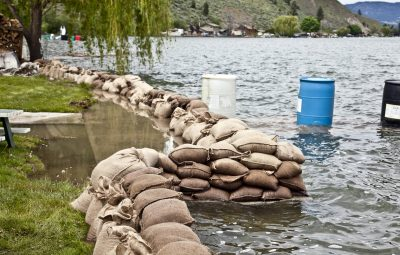 Okanagan Lake Reaching Full Capacity