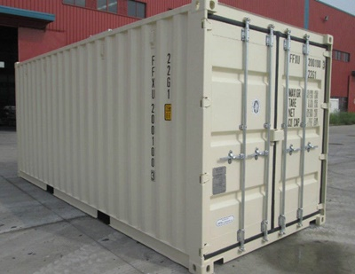 City Looks to Regulate Storage Containers