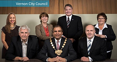 Vernon Mayor Suggests Pay Hike For Council