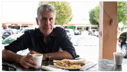 Crisis Lines Busy After Bourdain Suicide