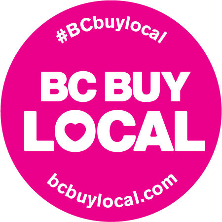 Anytime is Time to Buy Local...Buy B.C.