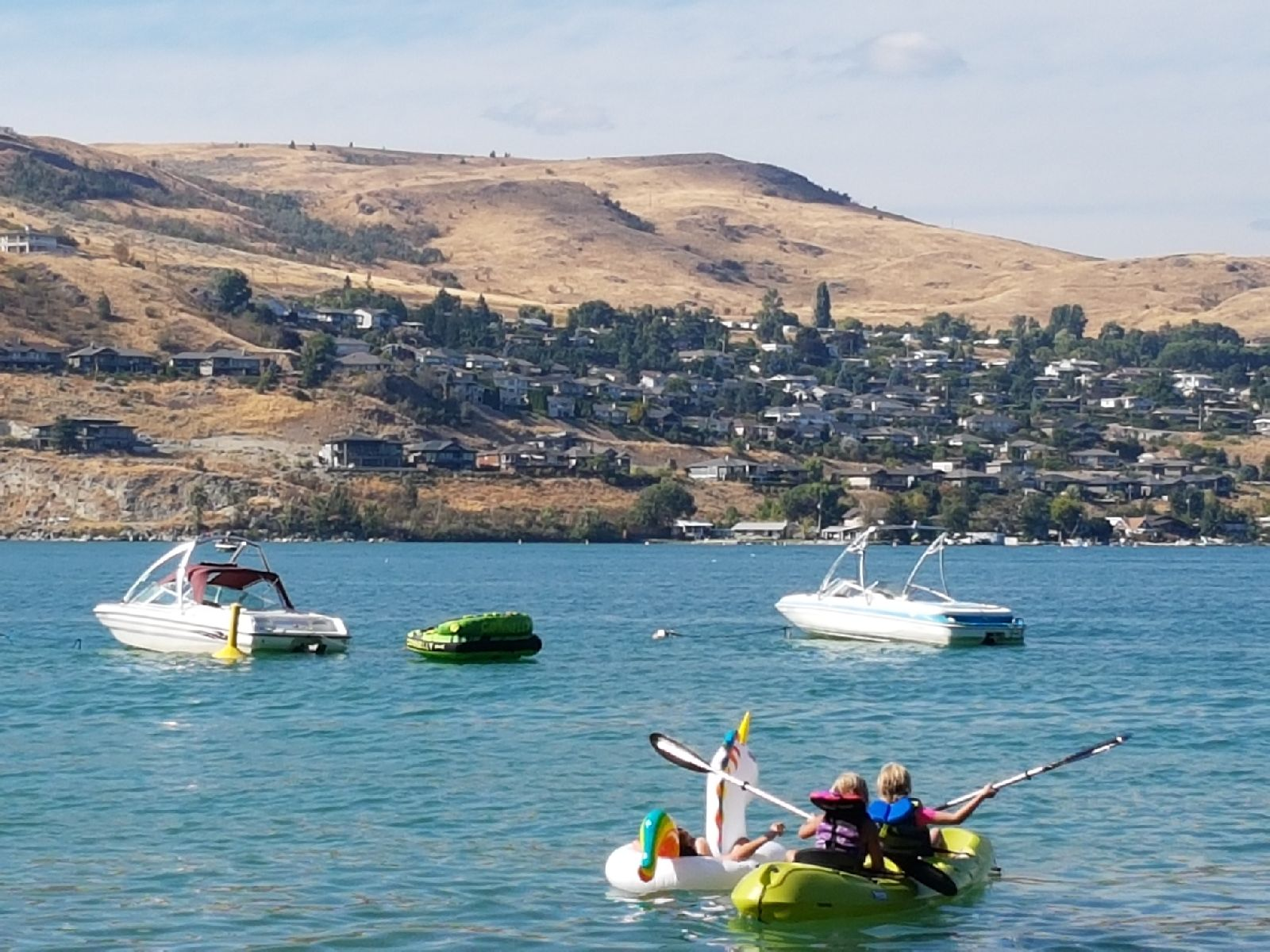 B.C.'s Top Boating Destination Is?