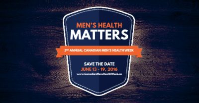 BC Government Providing Funding to Support Men's Health