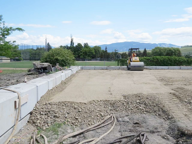 Sports Facility On Track For July Finish